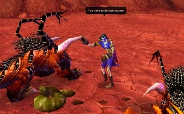 The Daily Grind: When has an MMO made you feel least like a hero?