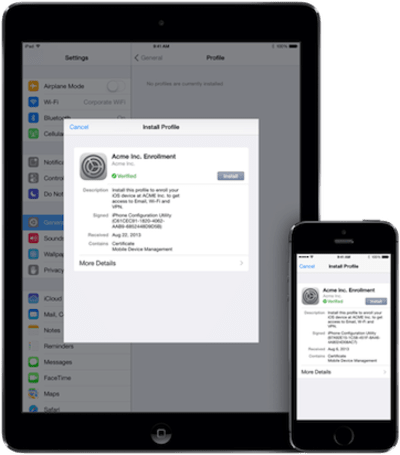 Apple is getting serious about enterprise solutions for iOS