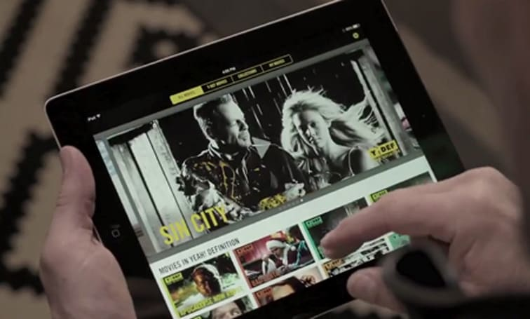 AMC Yeah! hits iPad today, brings tasty movie facts and extras
