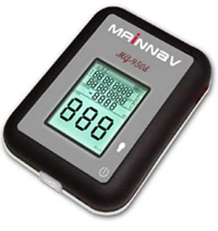 Mainnav readies MG-950D data logger