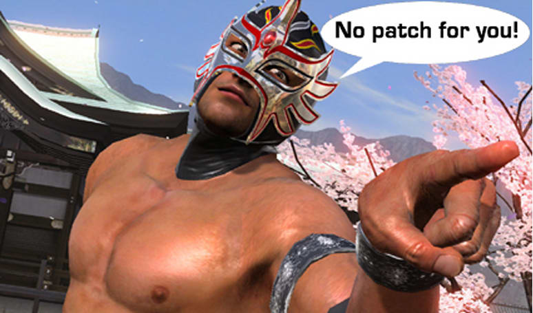 Sega: No plans for Virtua Fighter 5 PS3 patch