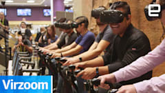 These VR-enhanced exercise bikes are coming to an arcade near you