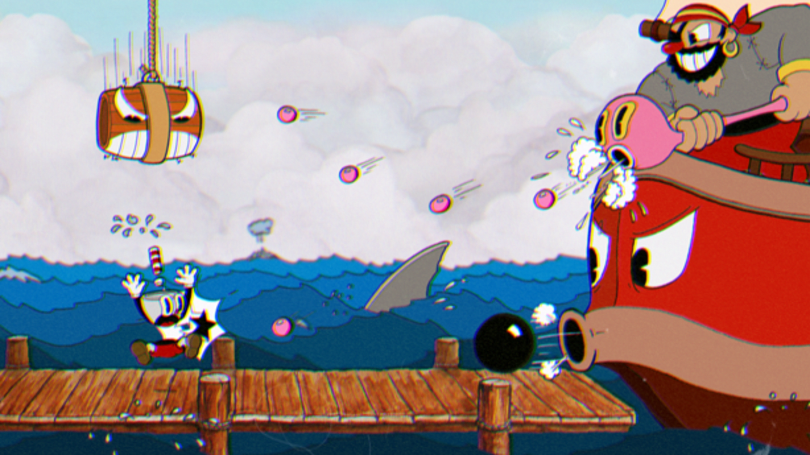 Cartoonish Cuphead fills up on new trailer, has hopes for Master System port