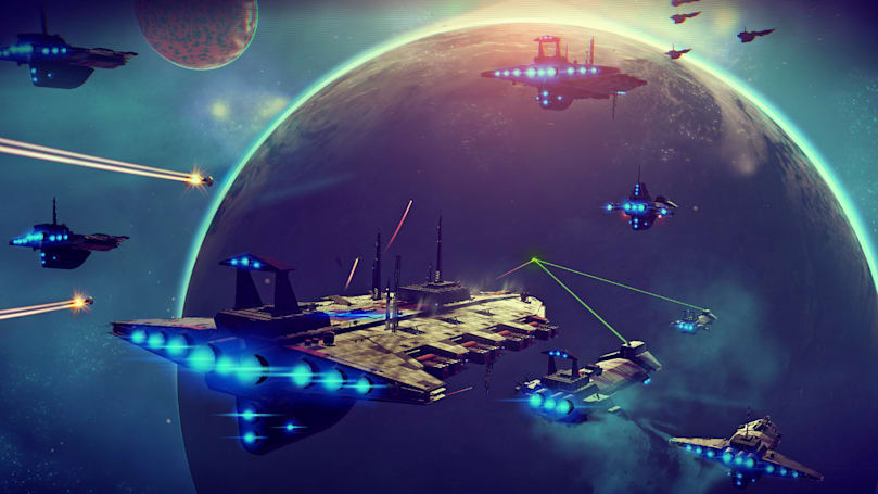 'No Man's Sky' will get a Stephen Colbert 'Late Show' demo