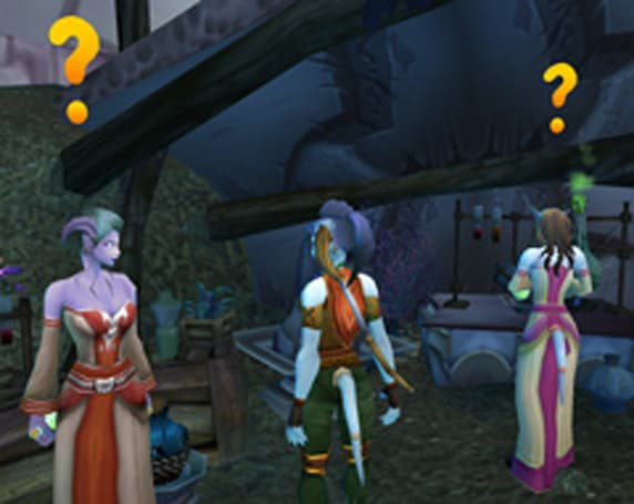 Ask WoW Insider: Do you optimize your rep grinds?