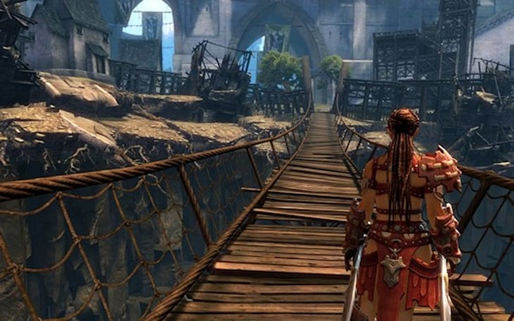 Guild Wars 2 announces launch date of August 28, 2012