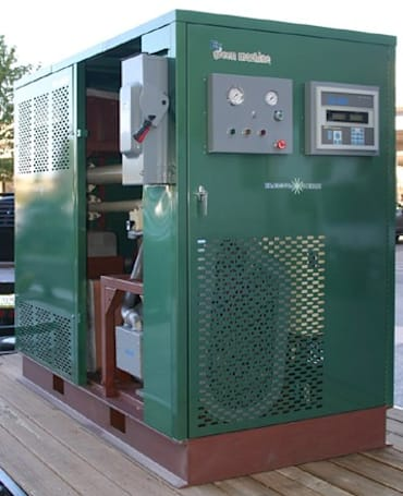 ElectraTherm's Green Machine converts waste heat into electricity