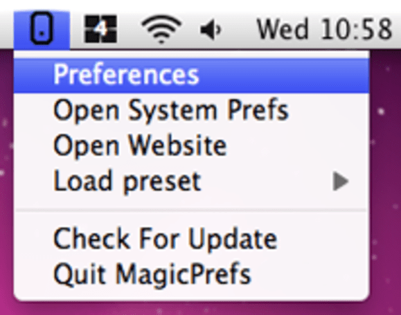 MagicPrefs is a must download for Magic Mouse owners