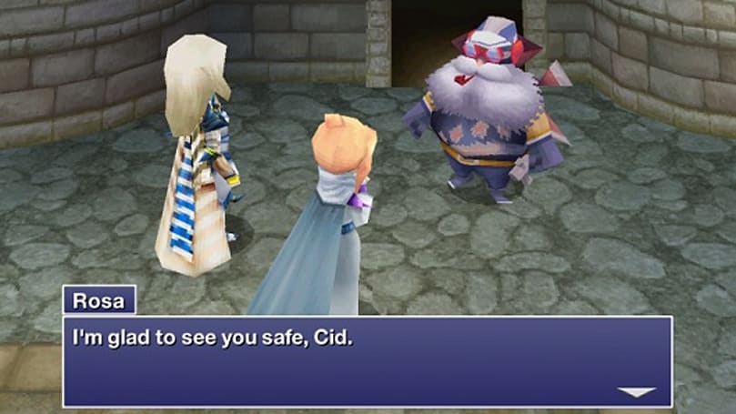 Final Fantasy 4: The After Years coming to iOS, Android this winter [Update]
