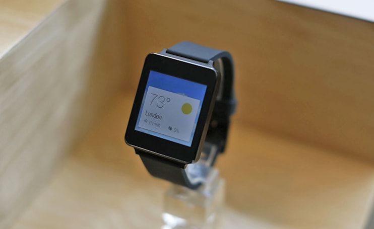 Google could be working on two new Android Wear watches