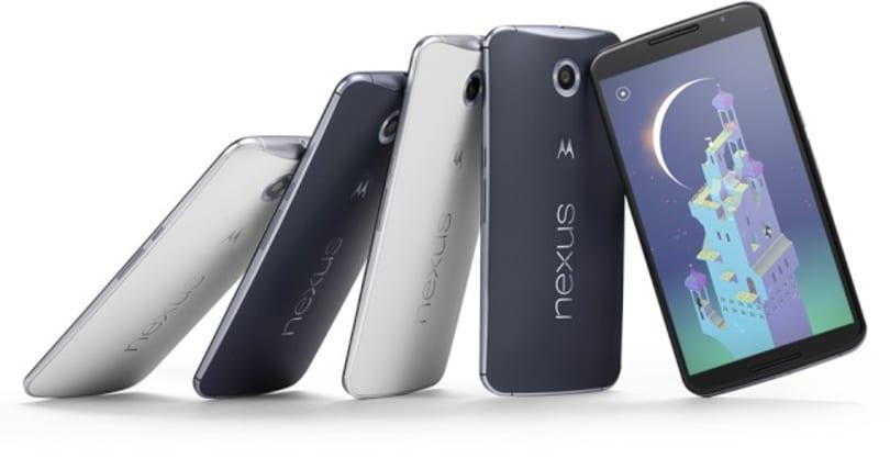 Google's 'Nexus' phone network might only be for Nexus 6 phones