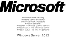 Windows Server 8 gets a new name, roses retain their sweetness