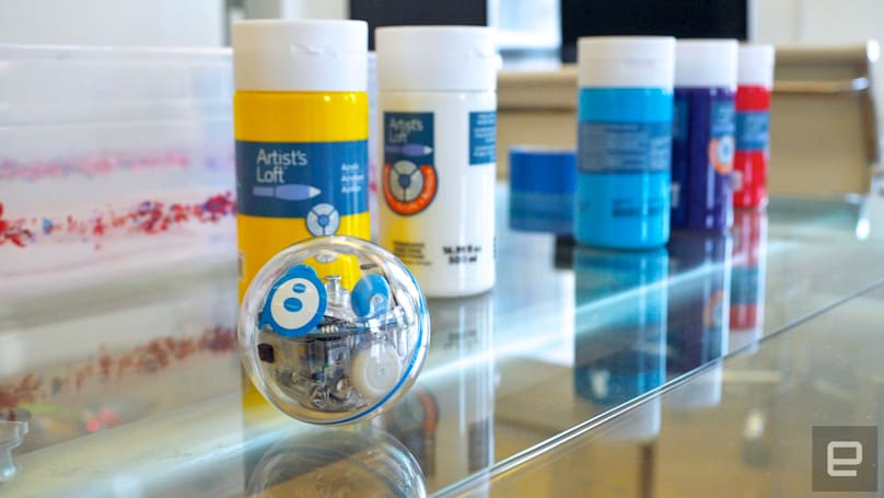 Sphero's SPRK robot for kids can now withstand more abuse