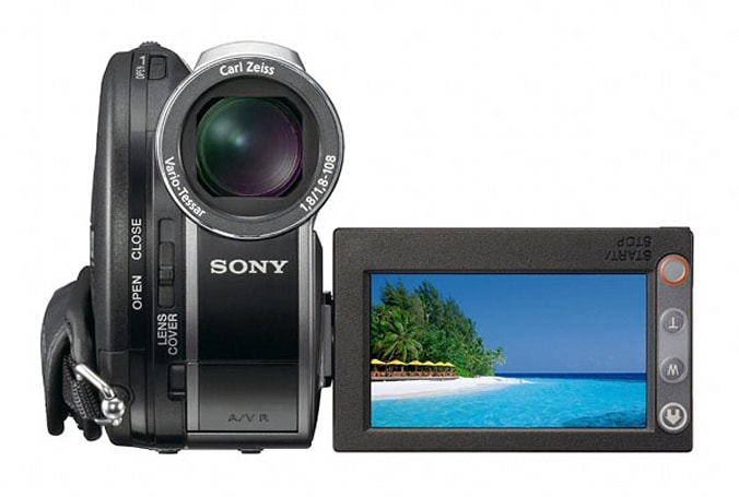 Sony's DCR-DVD850 and DCR-DVD650 DVD Handycams: perfect for the anti-edit crowd