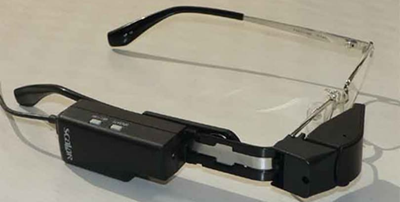 Scalar, eMagin showcase HMD and microdisplay creations