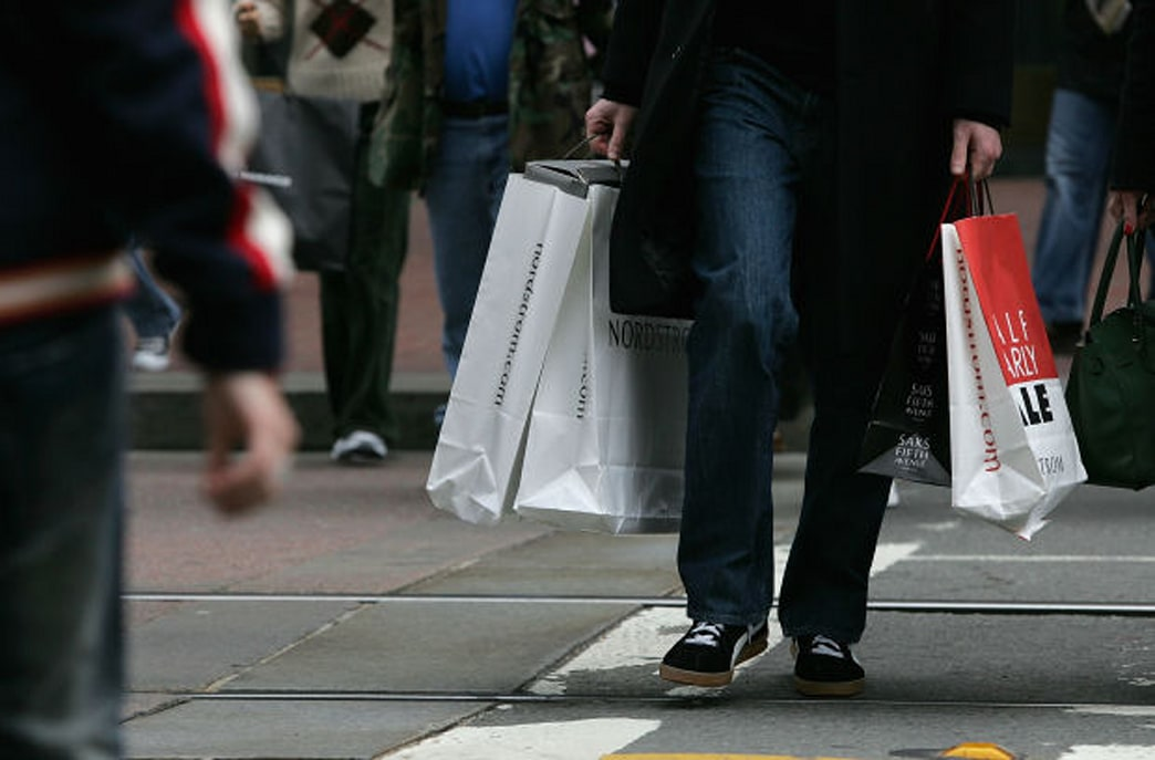 The holidays might be less merry for retailers than expected