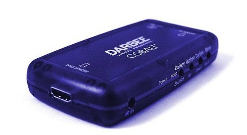 DarbeeVision announces Cobalt video processor set to enhance any consumer's content
