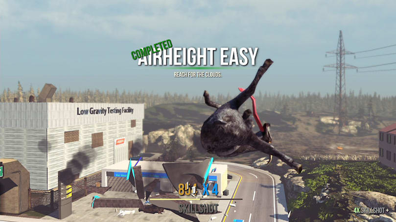 'Goat Simulator' headbutting its way to PS4 and PS3 August 11th