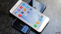 Hands-On mit dem Huawei Honor 8