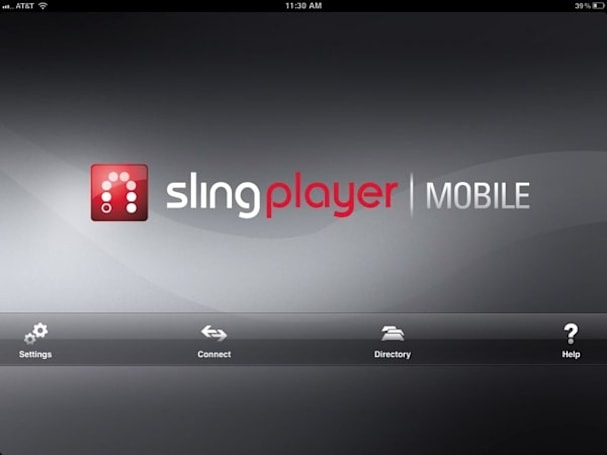 SlingPlayer Mobile app hits the iPad (update: only works with SOLO and PRO-HD)