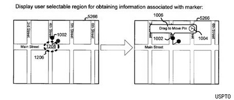 Apple receives patent rights for original iOS Maps app GUI