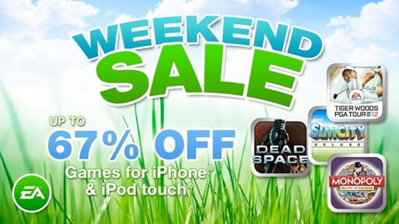 EA iPhone spring sale includes Dead Space for $5