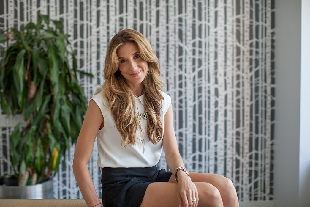 Introducing StyleList guest editor Katia Beauchamp, founder of Birchbox