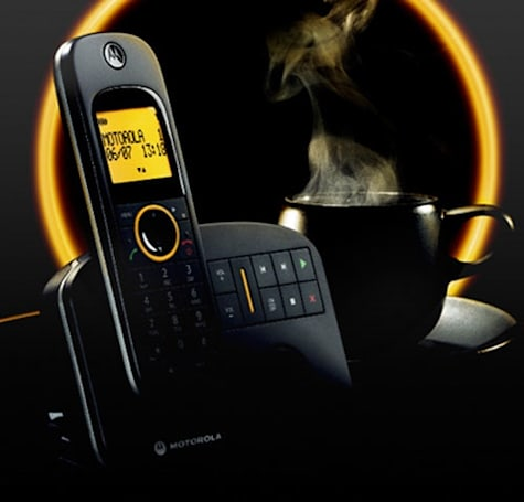 Motorola intros energy-saving D10, D11 digital cordless phones