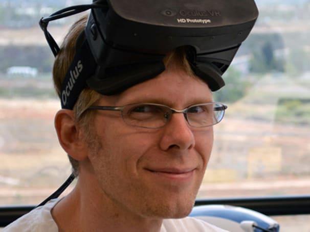 John Carmack departs id Software