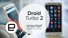 Mini review video: Our verdict on the Droid Turbo 2 in about a minute