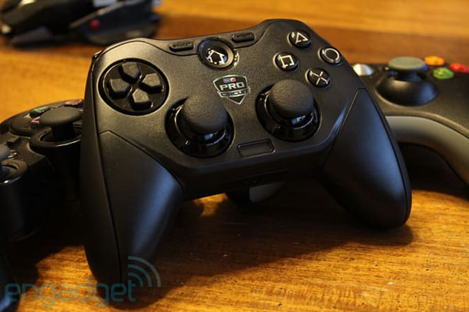 Mad Catz MLG Pro Circuit controller review (PS3)