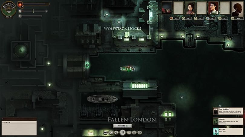 Eat your crew to stay afloat in Sunless Sea, now on Steam