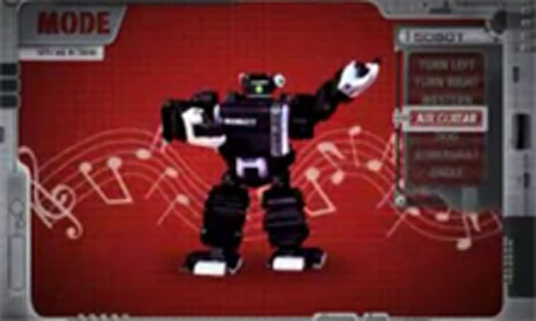 Introductory video shows off i-SOBOT's features