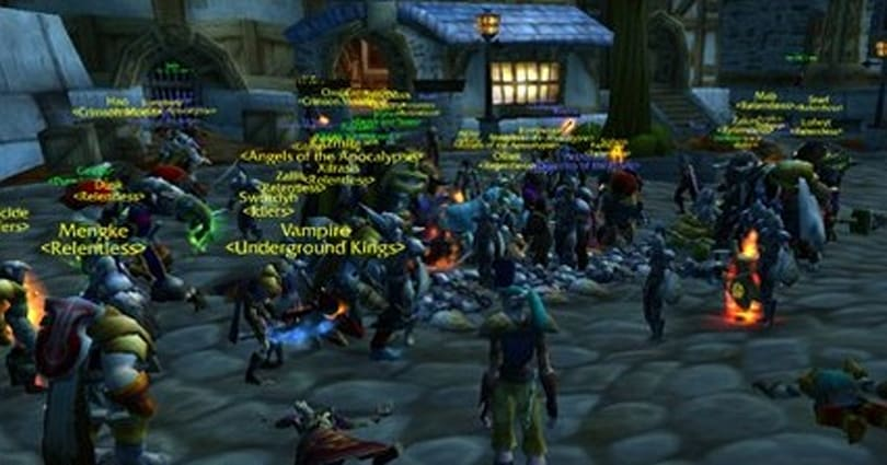 World of Warcraft hits 11 million subscribers worldwide