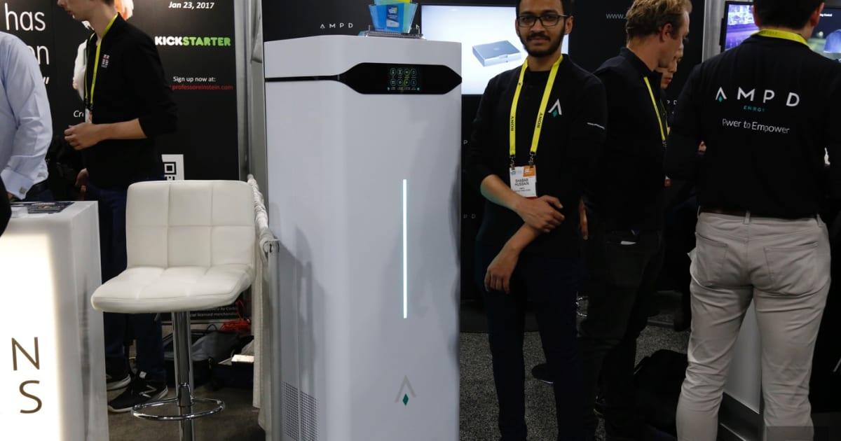 Amp'd Energy Hopes to Make Pollution-prone Diesel Generators Obsolete