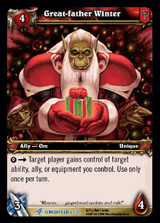 The Twelve Days of Winter Veil: Day eleven