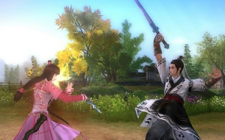 Age of Wushu unveils its Deluxe Edition