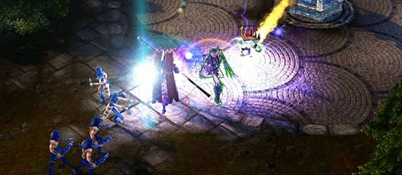 Petroglyph to shut down Battle for Graxia just two months after launch