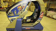3D After Burner 2: M2's quest for port perfection