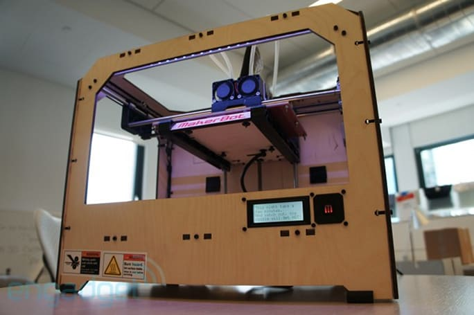 MakerBot Replicator impressions: the dawning of 3D printers in every home?