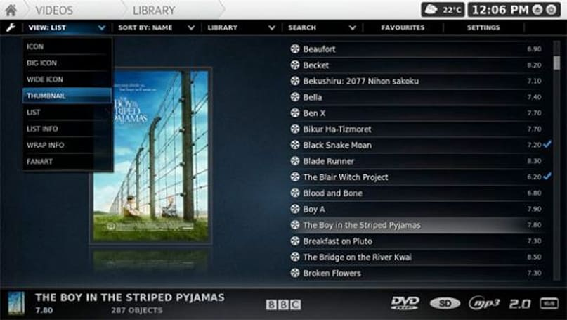"""XBMC """"Camelot"""" update brings lots of new features"""