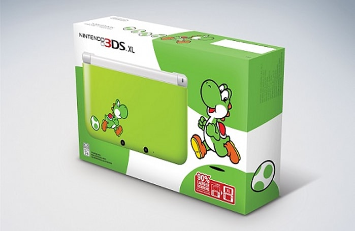 Yoshi's New Island 3DS XL confirmed for North America