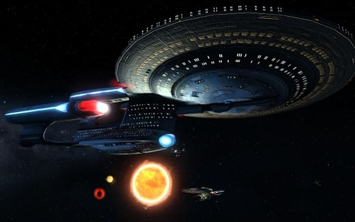 One Shots: Cruising for Borg