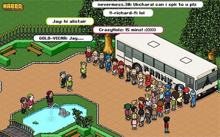 Habbo census reveals PS3 to be 'Console of Choice' for teens
