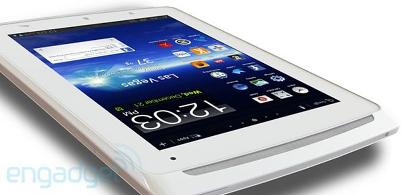 Polaroid plans Spectrum 7-, 8- and 9-inch ICS tablets for 2012 launch