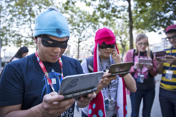 Nintendo tour lets you try 3DS games this summer