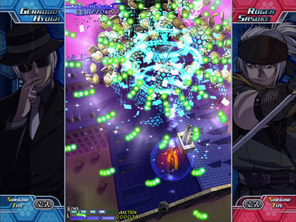 Castle of Shikigami III shoots up Wii next spring