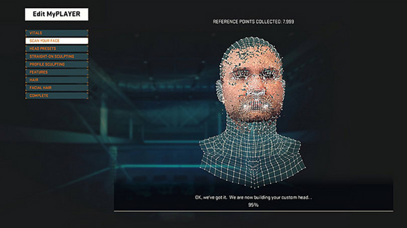 'NBA 2K15's' face scanning creates frightening players