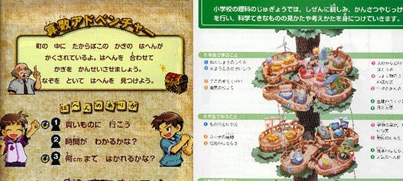 Namco Bandai helping to create textbooks with RPG elements