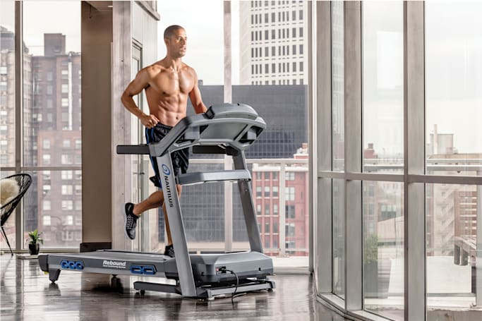 Virtually race against friends on Nautilus' latest treadmill